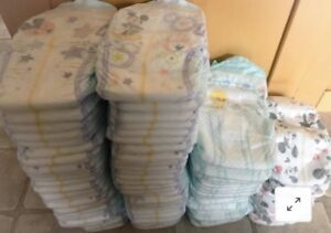 **95 SIZE 3 DIAPERS FOR SALE**