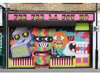 300 Sqft Retail A1 Unit Shop to let /rent in Dalston LONDON N16 8JN