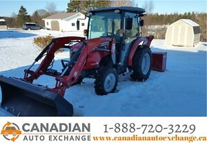 2014 Massey Ferguson 1736 with Blower **TRADES CONSIDERED**