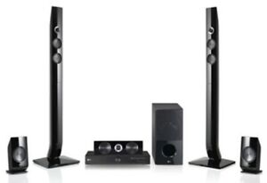 LG 5.1 CH Home Theatre Compact Receiver System