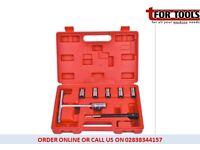 TM US PRO 7pc Diesel Injector REAMER Seat Cutter Set TM119