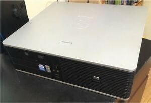 Ordinateur dual core HP small form factor PC