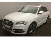 Audi SQ5 FROM £129 PER WEEK!