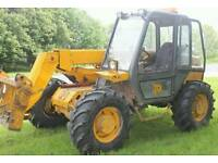 JCB 526 S with Pick up Hitch