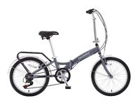 Folding bike £95