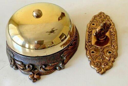 Antique Twist Type Doorbell