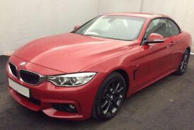 BMW 420 M Sport FROM £119 PER WEEK!