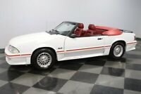 Miniature 7 Voiture Américaine de collection Ford Mustang 1987