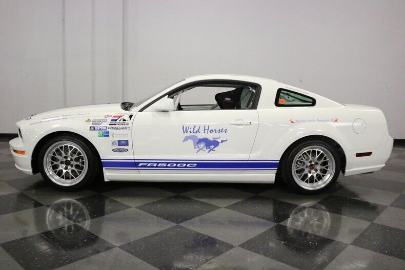 Image 3 Voiture American used Ford Mustang 2008