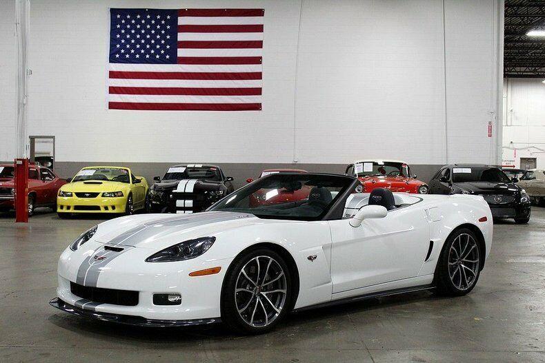 Image 1 Voiture American used Chevrolet Corvette 2013