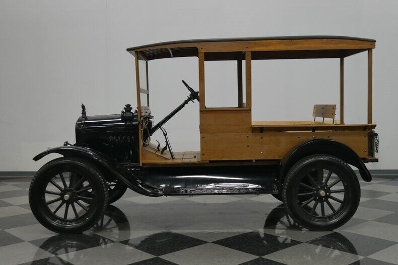 Image 8 Voiture American classic Ford Model T 1923