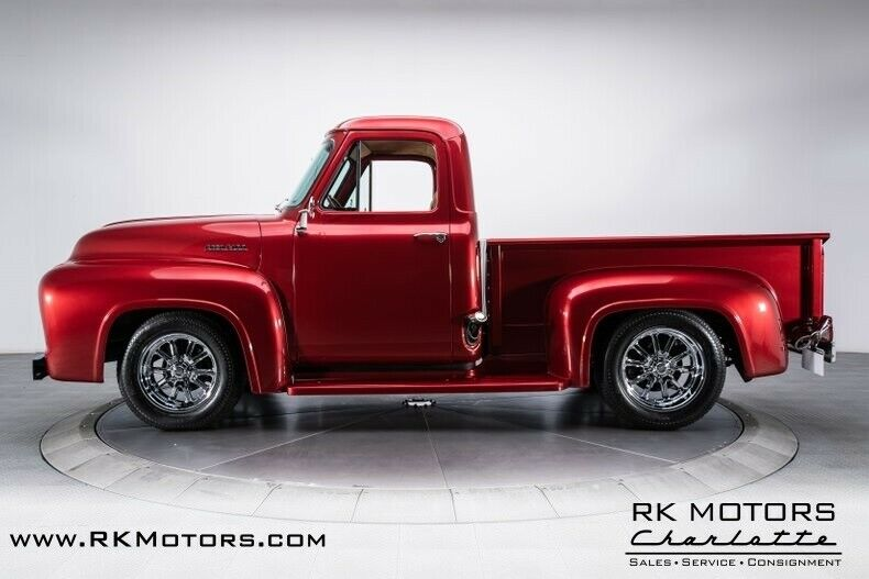 Image 11 Voiture American classic Ford F-100 1953
