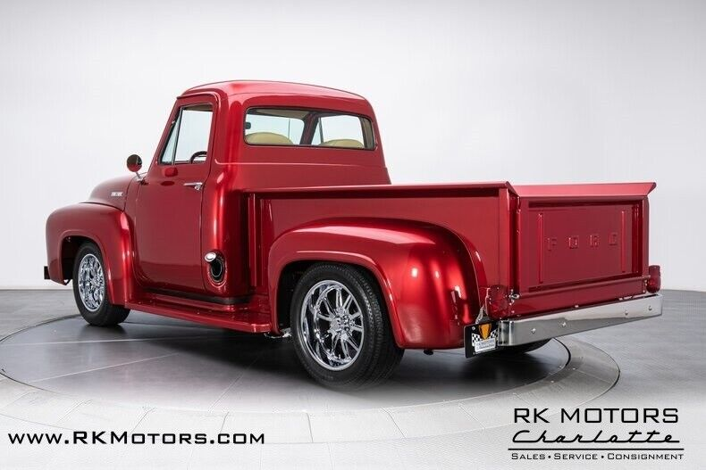 Image 9 Voiture American classic Ford F-100 1953