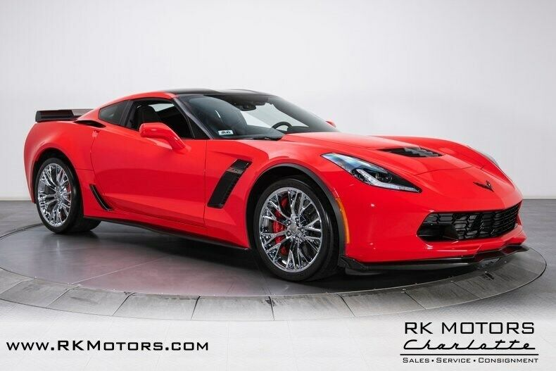 2015 Red Chevrolet Corvette Z07 3LZ | C7 Corvette Photo 9
