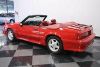 Miniature 9 Voiture Américaine d'occasion Ford Mustang 1991