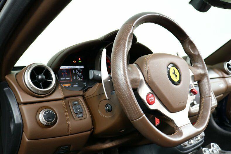 Image 15 Voiture American used Ferrari California 2011