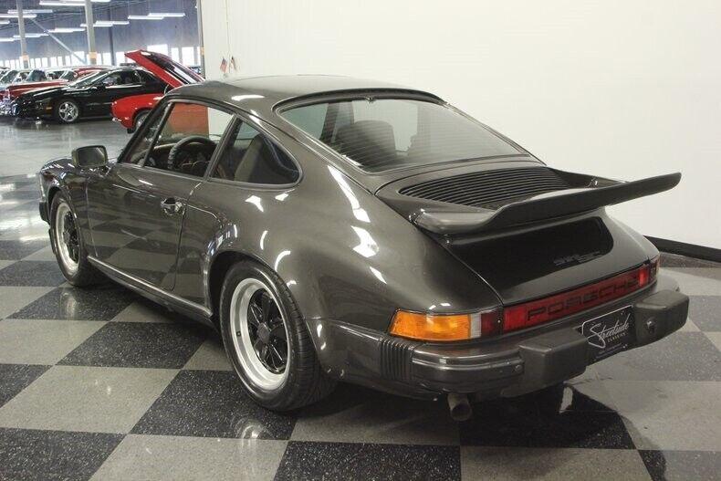 Image 10 Coche Americano de época Porsche 911 1980