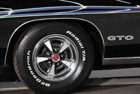 Miniature 11 Voiture Américaine de collection Pontiac GTO 1971