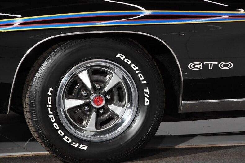 Image 11 Voiture Américaine de collection Pontiac GTO 1971