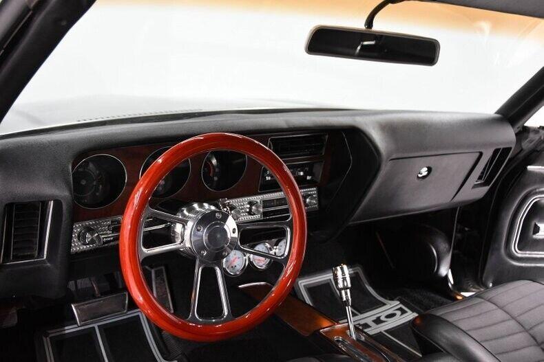 Image 9 Voiture Américaine de collection Pontiac GTO 1971
