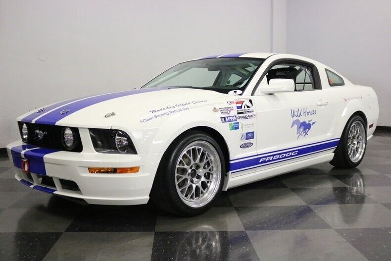 Image 6 Voiture American used Ford Mustang 2008