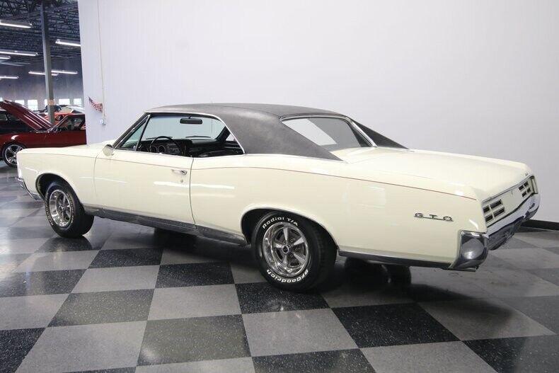Image 9 Voiture Américaine de collection Pontiac GTO 1967