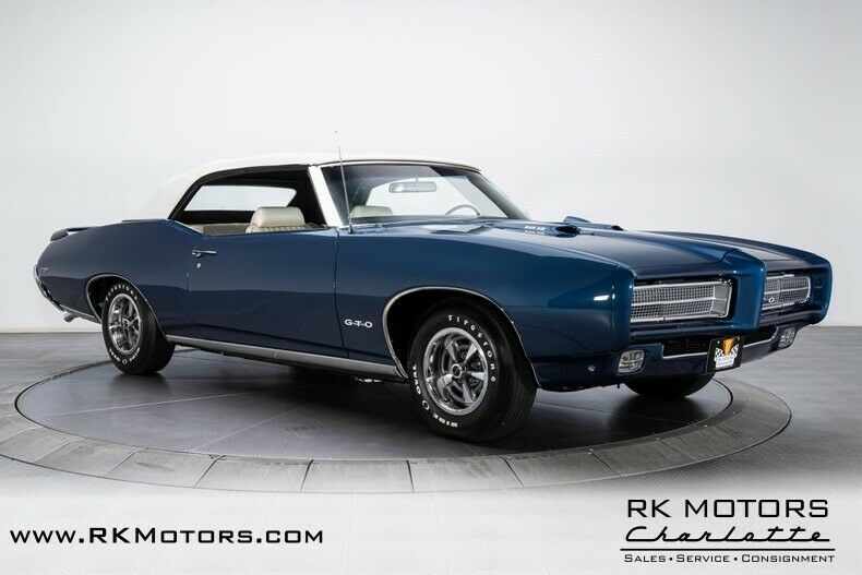 Image 11 Voiture Américaine de collection Pontiac GTO 1969