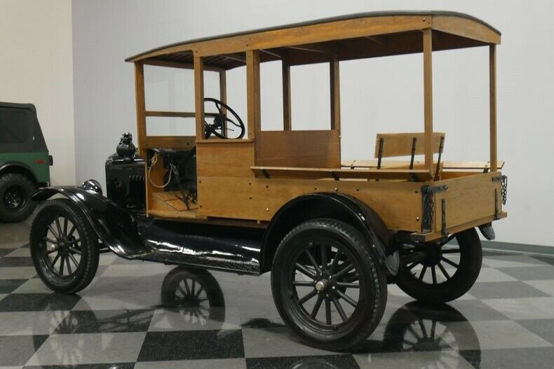 Image 9 Voiture American classic Ford Model T 1923