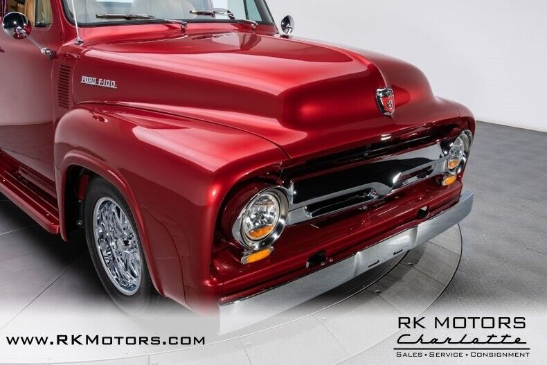 Image 15 Voiture American classic Ford F-100 1953
