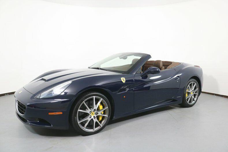 Image 10 Voiture American used Ferrari California 2011