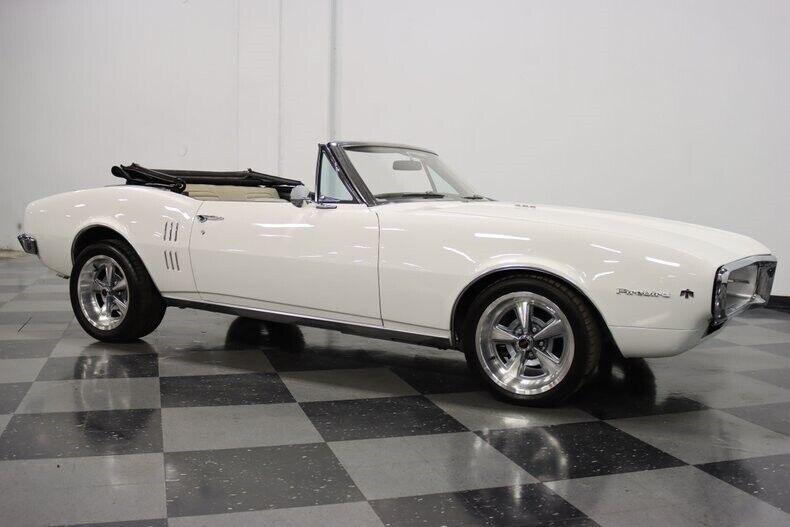 Image 17 Voiture American classic Pontiac Firebird 1967