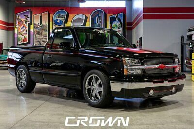 2004 Chevrolet Regency Pickup Silverado 2004 Chevrolet Regency Pickup Vintage Classic Collector Performance Muscle