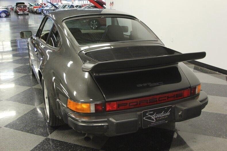 Image 11 Coche Americano de época Porsche 911 1980