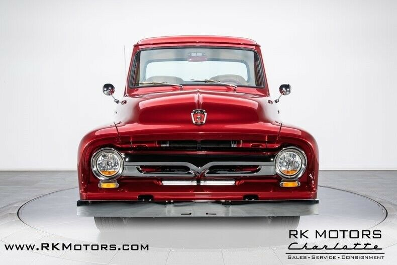 Image 13 Voiture American classic Ford F-100 1953