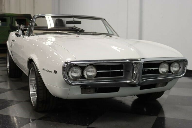 Image 19 Voiture American classic Pontiac Firebird 1967