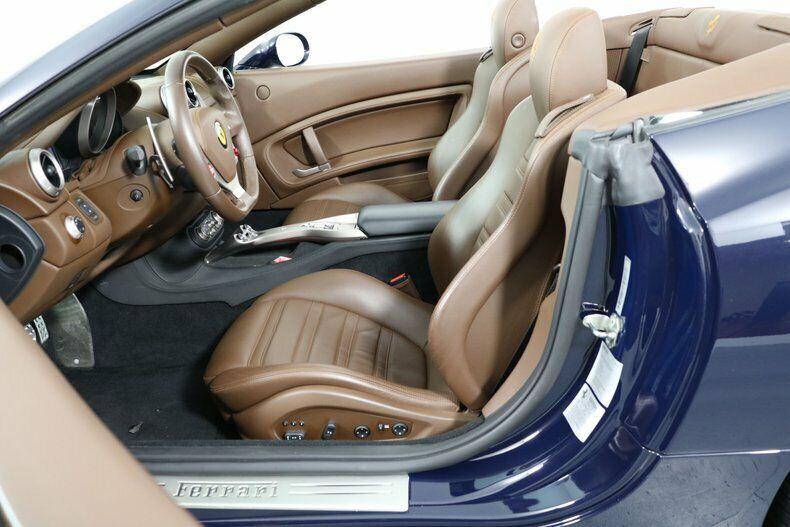 Image 20 Voiture American used Ferrari California 2011