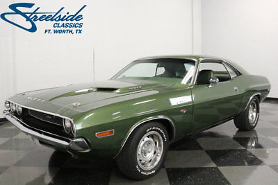 1970 Dodge Challenger R/T 440 Six-Pack: REAL DEAL MATCHING #S R/T W/ 440 SIX-PACK & SUPER TRACK PAK! DOCUMENTED! AWESOME