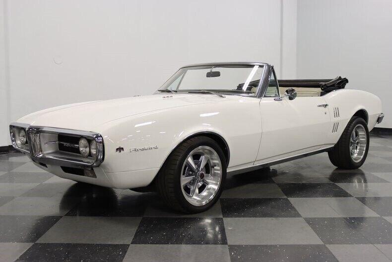 Image 6 Voiture American classic Pontiac Firebird 1967