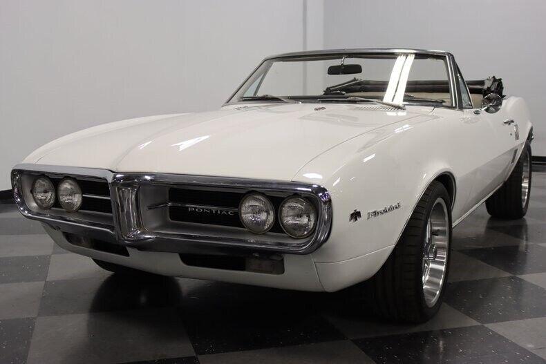 Image 21 Voiture American classic Pontiac Firebird 1967