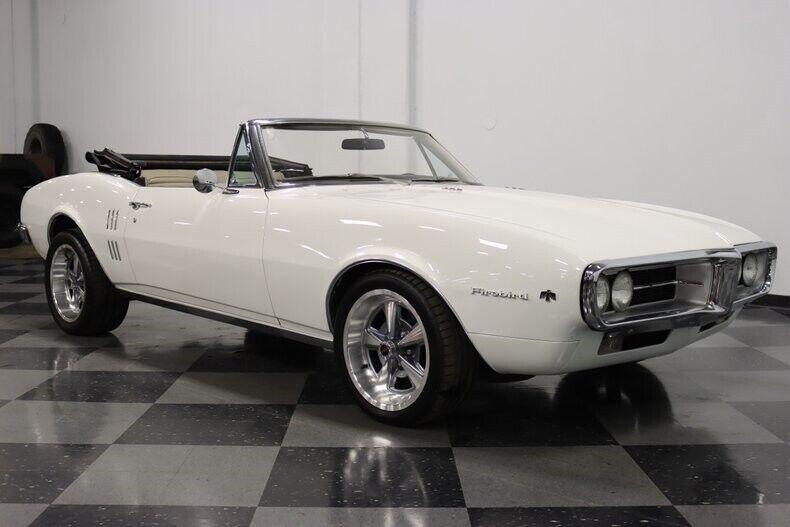 Image 18 Voiture American classic Pontiac Firebird 1967