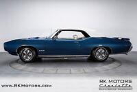 Miniature 17 Voiture Américaine de collection Pontiac GTO 1969