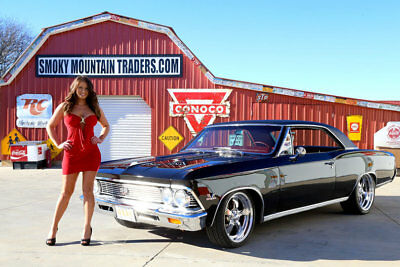 1966 Chevrolet Chevelle Ss 1966 Chevy Chevelle Ss 396 Frame Off Four Speed 12 Bolt Ac 138 Vin Super Sport