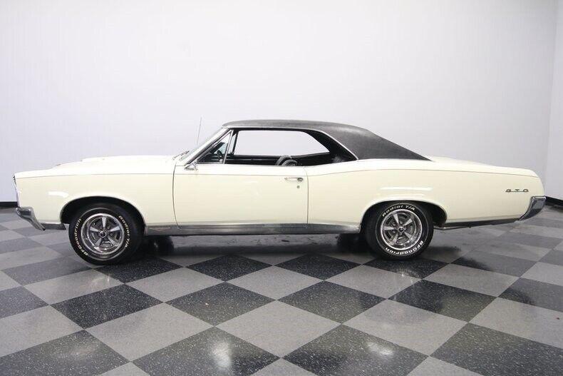 Image 8 Voiture Américaine de collection Pontiac GTO 1967