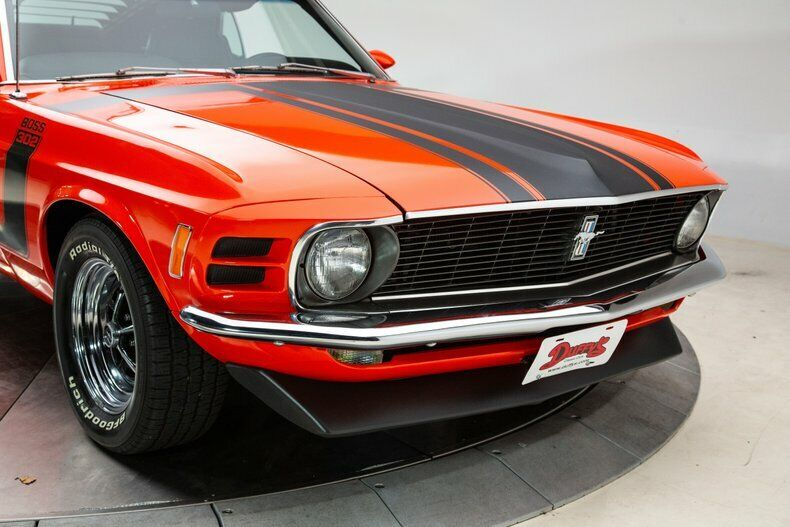 Image 7 Coche Americano de época Ford Mustang 1970