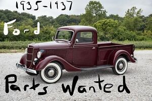 **HELP WANTED**Looking for 1936 1937 Ford truck fenders & or box