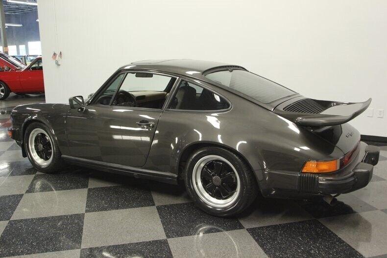 Image 9 Coche Americano de época Porsche 911 1980