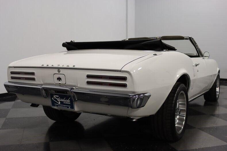 Image 13 Voiture American classic Pontiac Firebird 1967