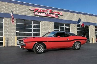 1970 Dodge Challenger Ask About Free Shipping!: 1970 Dodge Challenger R/T Numbers Matching 440 6-Pack Build Sheet V Code