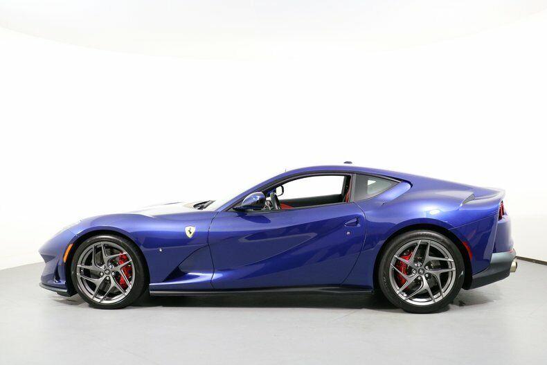 Image 9 Voiture Européenne d'occasion Ferrari 812 Superfast 2019