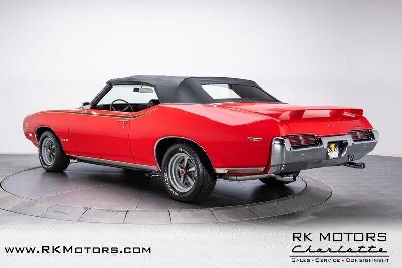 Image 13 Voiture Américaine de collection Pontiac GTO 1969